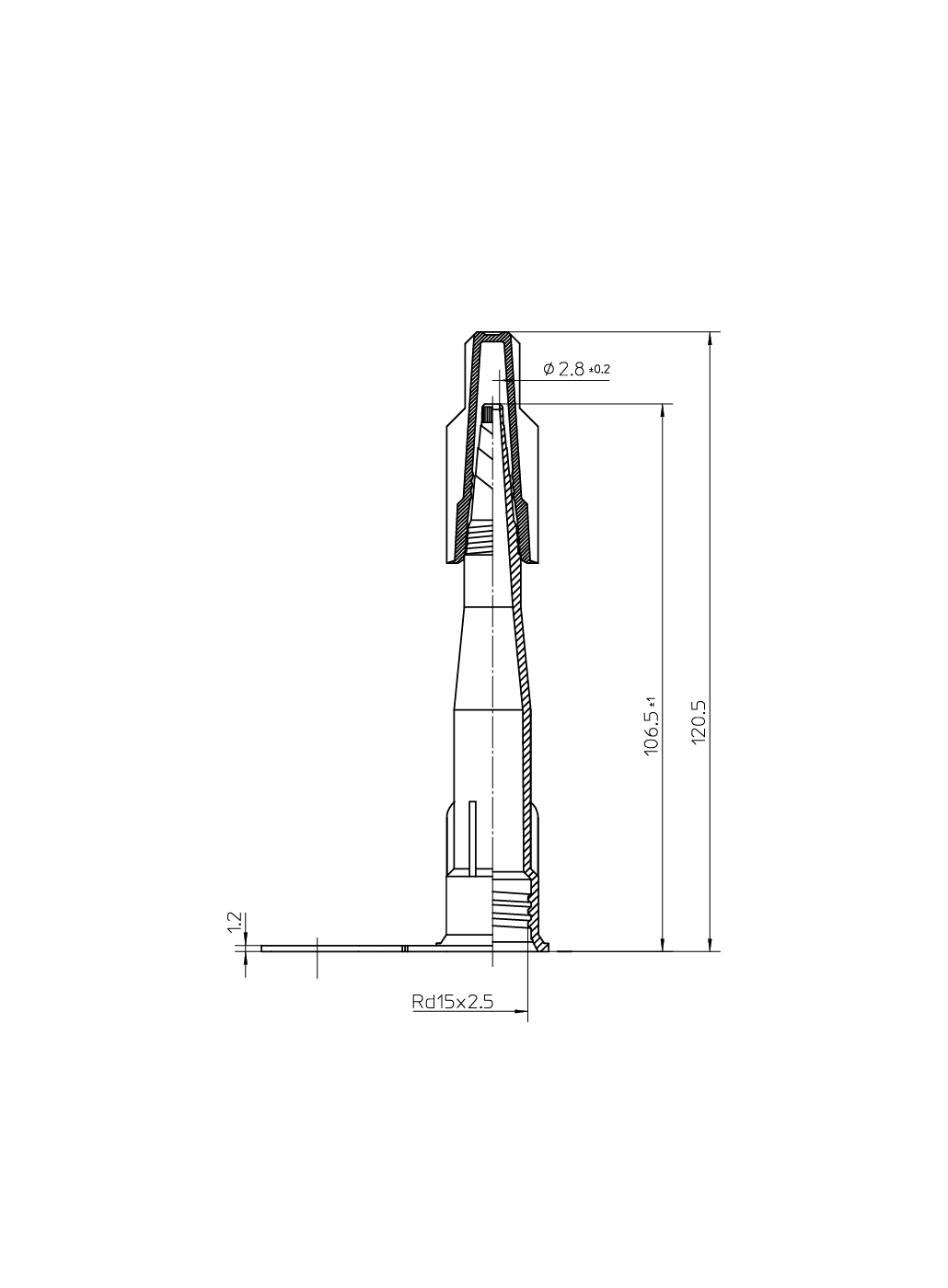 Konica WDC 07 P